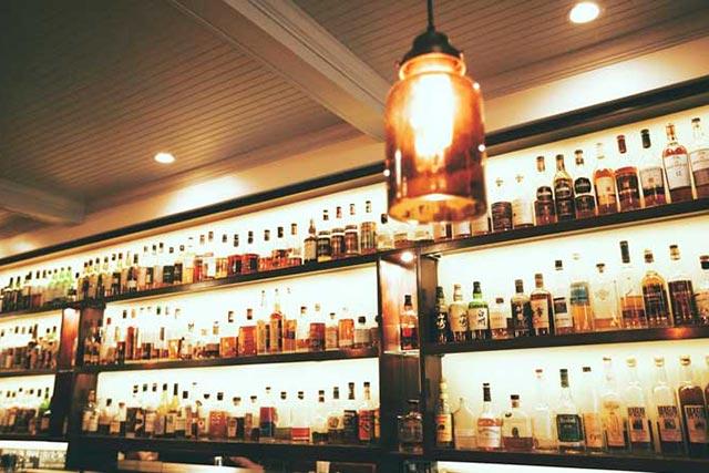 Noorman's Kil Best Bourbon Bars Brooklyn
