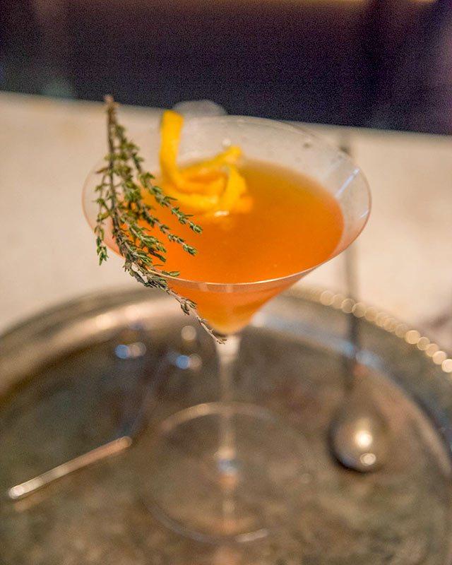 Sanatorium East Village Cocktails