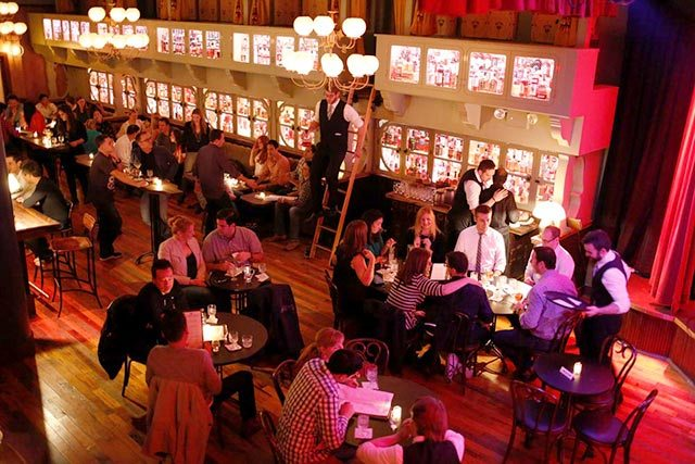 The Flatiron Room Best Bourbon Bars NYC