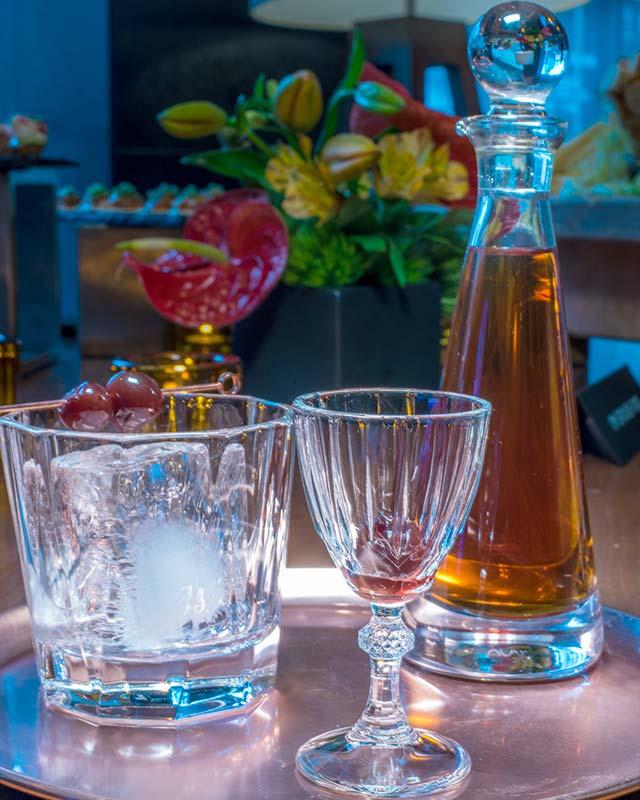 The Stinger Cocktail Sizes