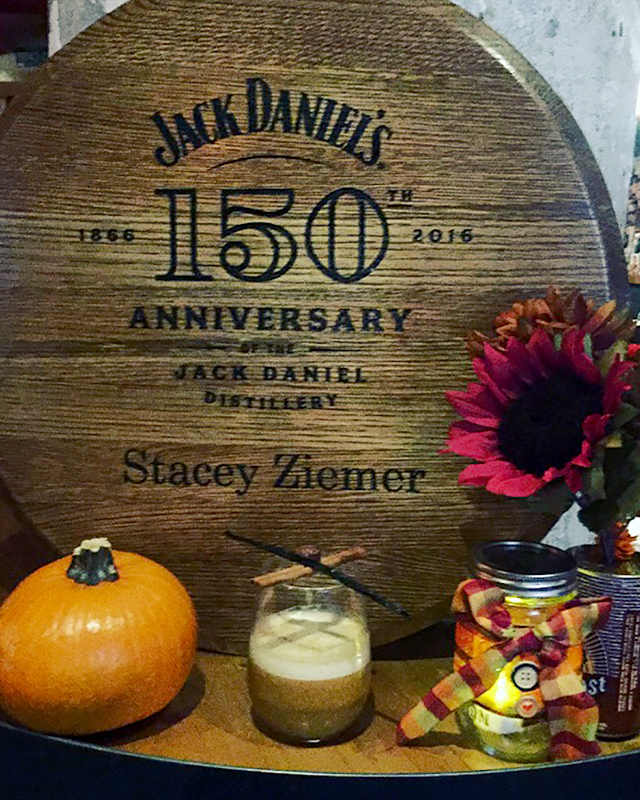 She ain't your basic pumpkin by Stacey Ziemer