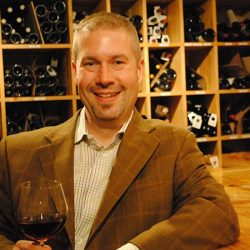 Dan Davis, Commanders Palace Wine Room