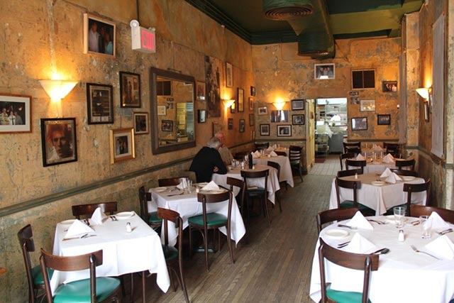Emilio's Ballato Restaurant NYC