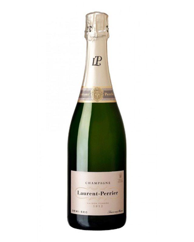 Laurent Perrier Demi Sec Champagne