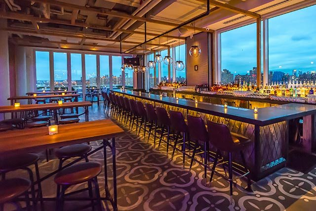 The Best Winter Rooftops In New York City Thirsty