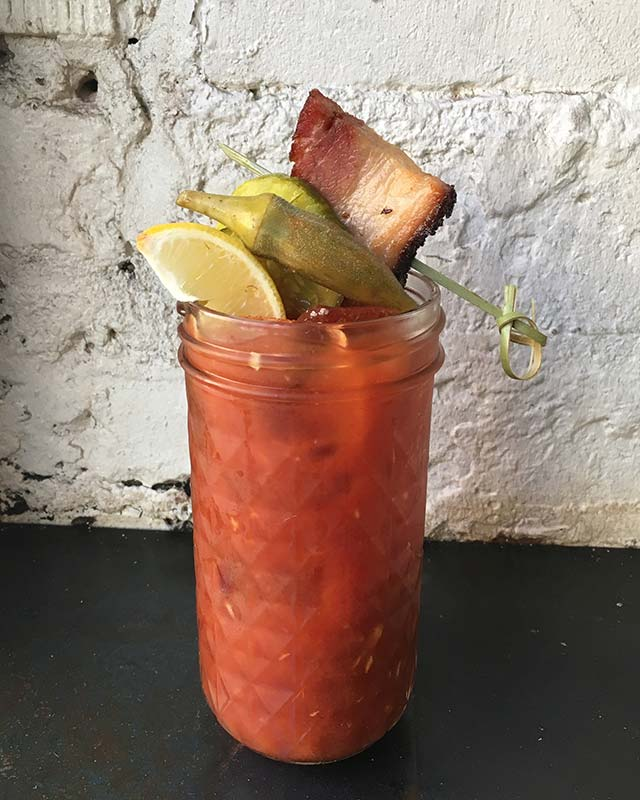 Bloody Mary at Root & Bone East Village