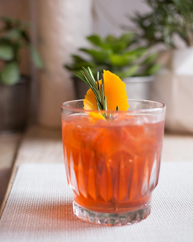 Rosemary Negroni at Egg Shop Credit Hannah Schneider