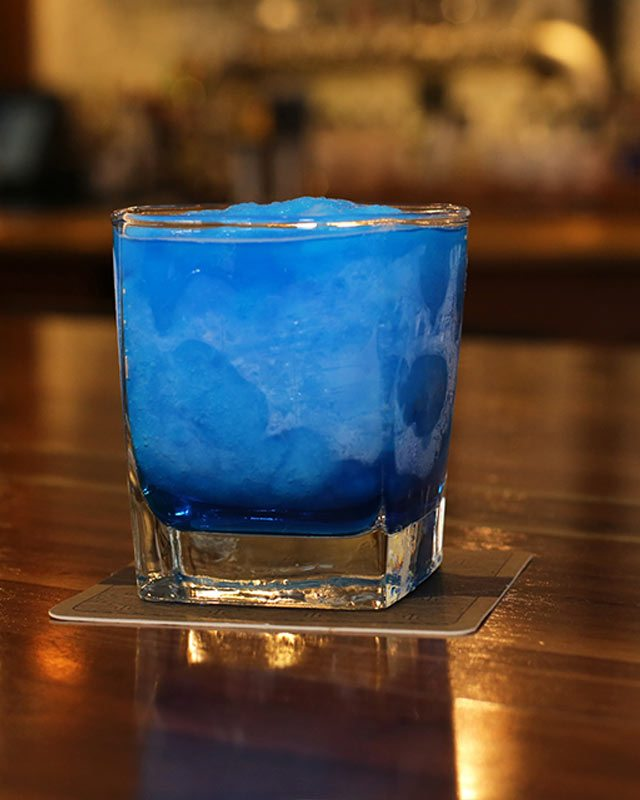 Blue Cocktails Are Making A Comeback
