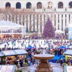 Winter Village Opens Bryant Park