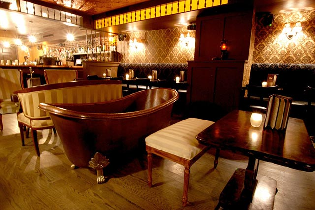 Bathtub Gin NYC