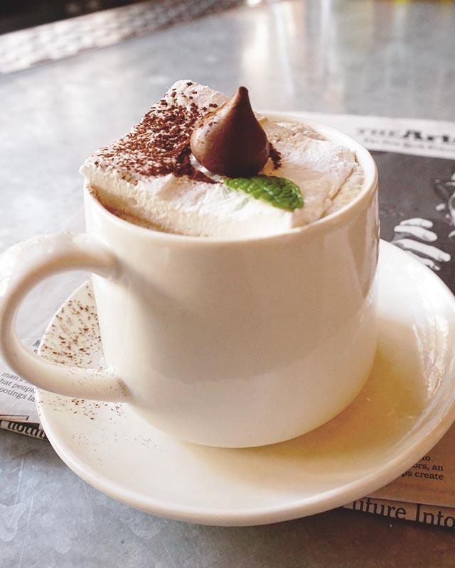 L'amico Hot Chocolate