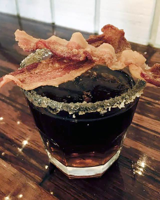 Jack, Bacon & Brew