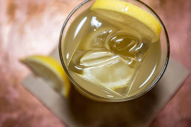 Jimmy's Aspen Goldenrye Cocktail