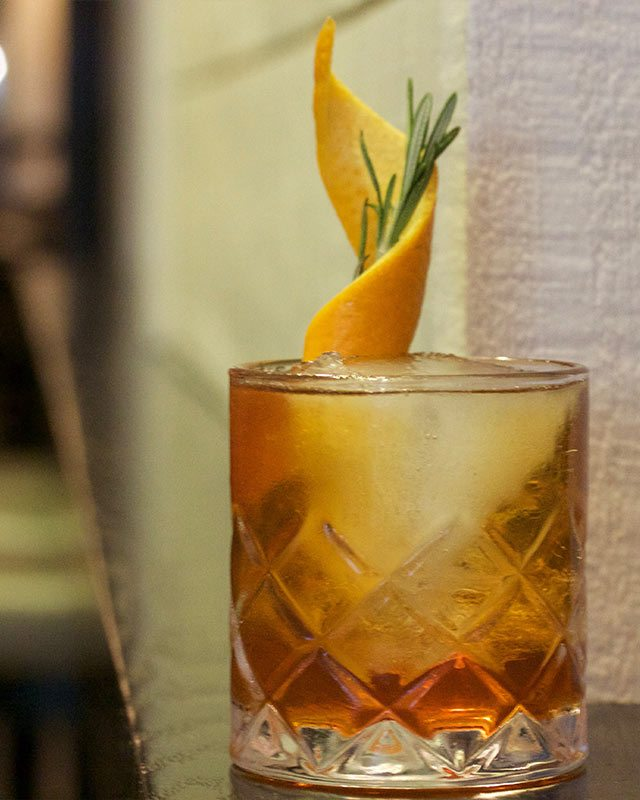 Old Fashioned #2 at Le Coq Rico