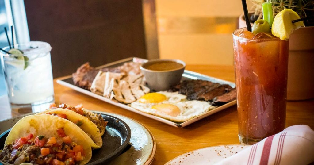 Bottomless Brunch Dos Caminos