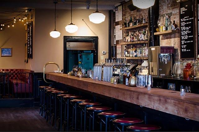 Joe's Bar Upper West Side