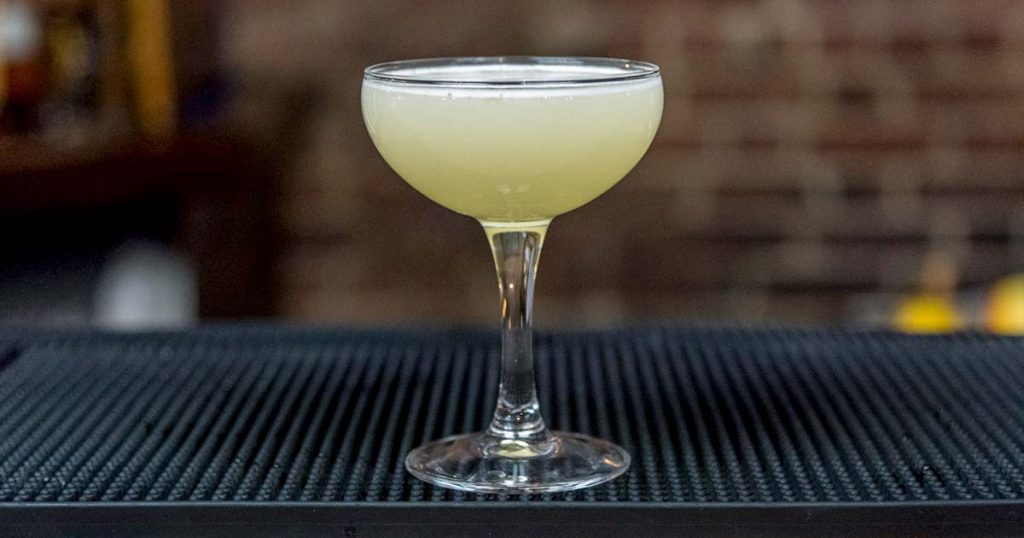 How to Make the Monarch Cocktail at Sweet Afton