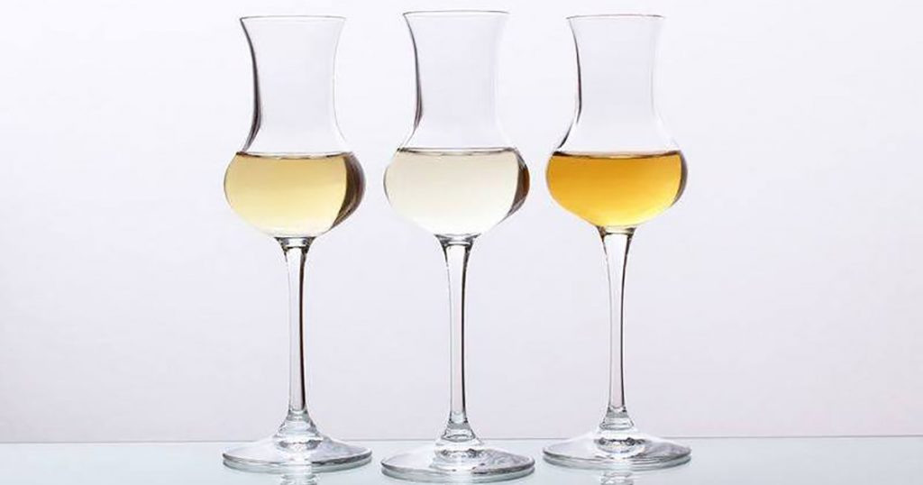 Essential Six of Grappa