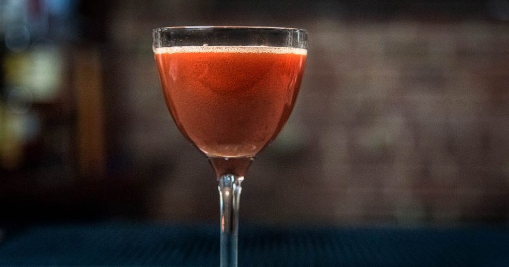 How to Make the Trinidad Sour at Sweet Afton