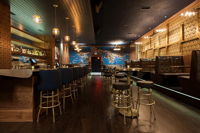 Now Boarding - Where to Drink at in West Hollywood