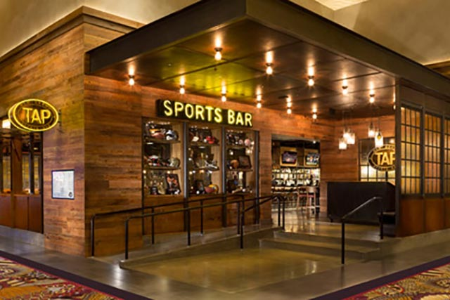 TAP Bar Super Bowl Party