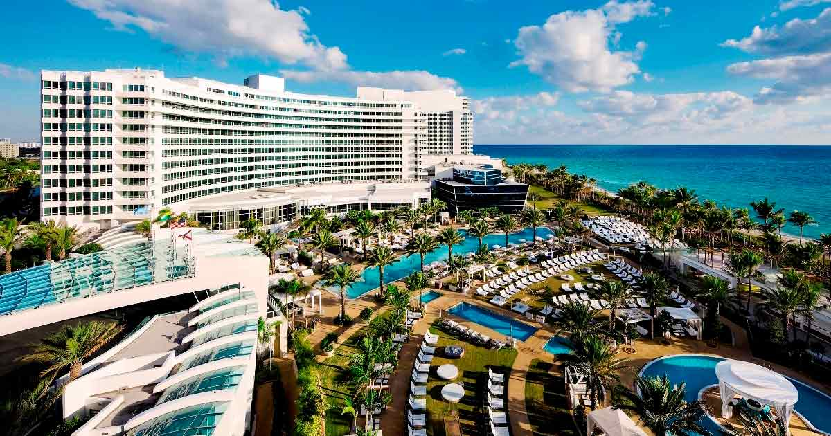 Fontainebleau Resort Miami Beach Restaurants