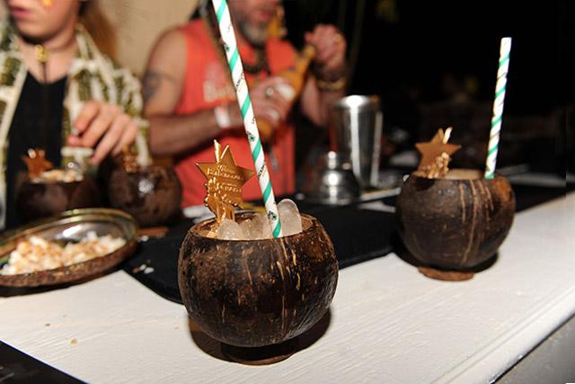 Rhum Barbancourt Von Kon Tiki Cocktails