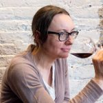 Drinking with Pascaline Lepltier