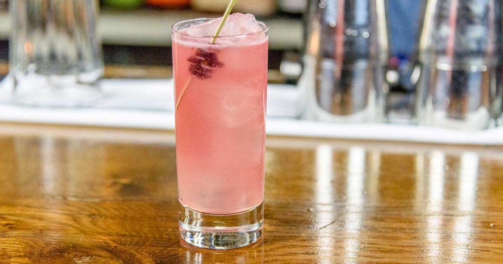 How to Make the Harvest Mule at the Wren Bowery