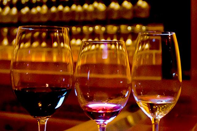 Wine Flights at Corkbuzz