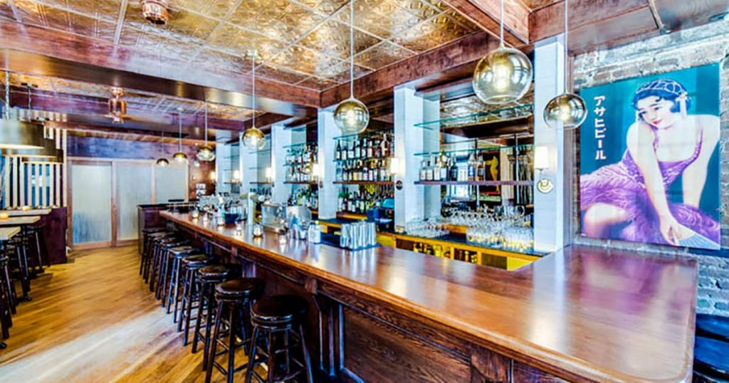 Bar Moga Now Open Greenwich Village
