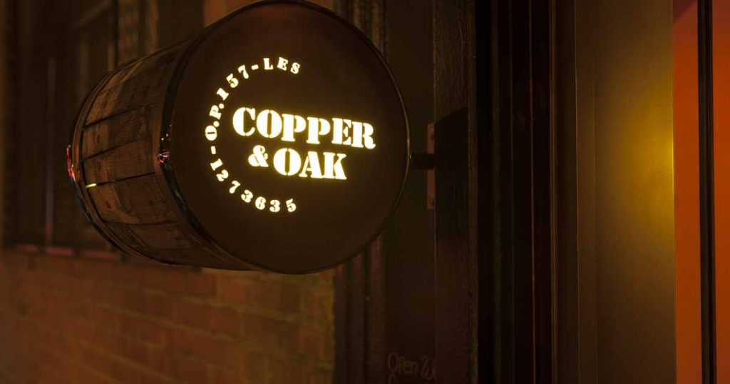 Copper & Oak NYC