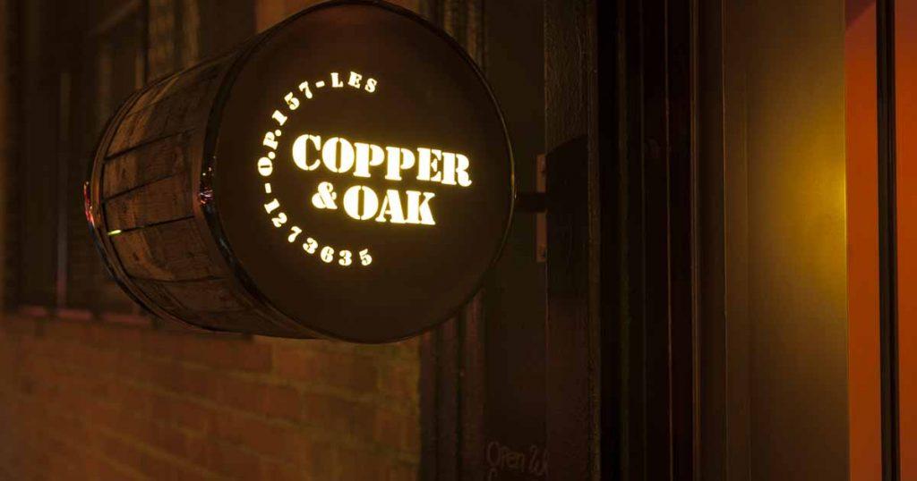Copper & Oak NYC