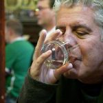 Drinking with Anthony Bourdain