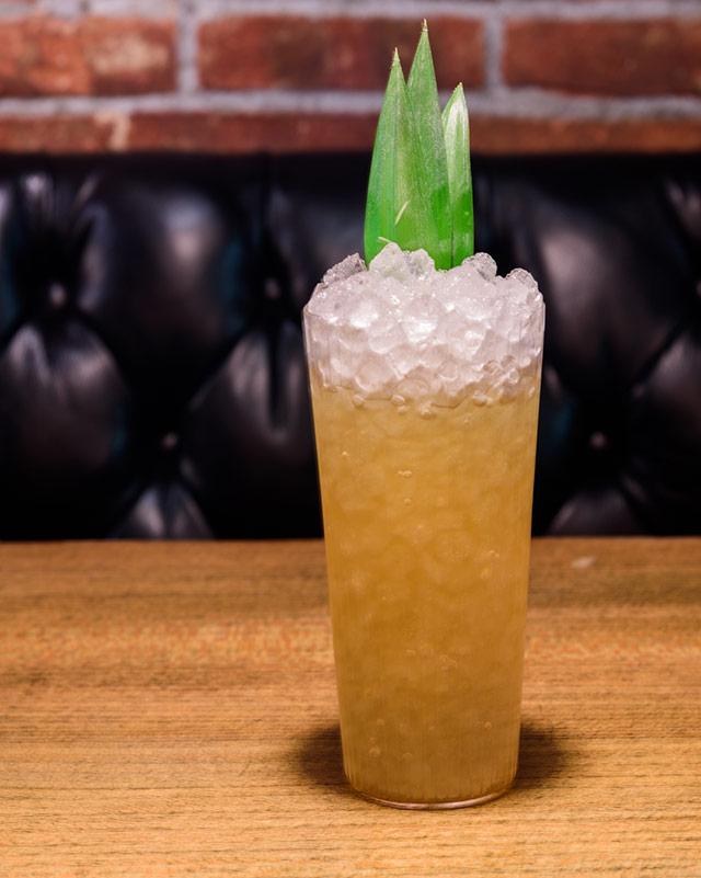 Indian Summer at PDTs Hidden Coachella Cocktail Bar
