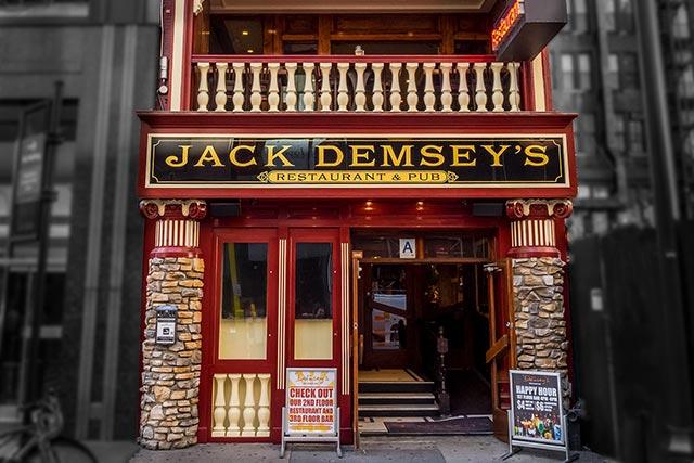 Jack Dempsey's Midtown