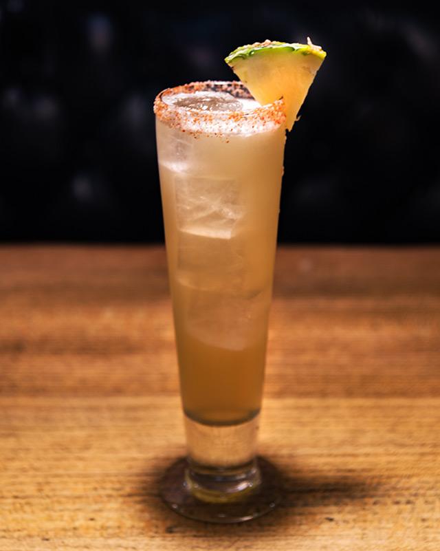 Pils al Pastor at Coachella's Hidden Cocktail Bar