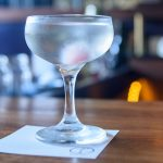 Sakura Martini at Bar Goto