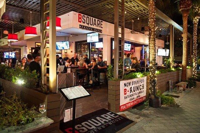 128 Oz Afromule B Squared Burger & Booze Fort Lauderdale