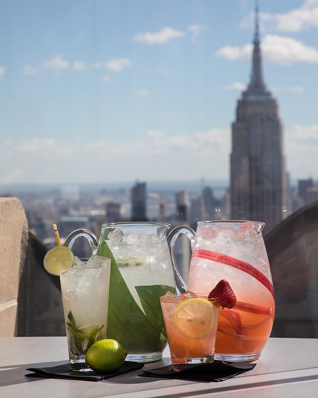 Bar SixtyFive Large Format Cocktails