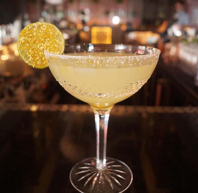 DÔA Miami Beach Royal Gold Margarita