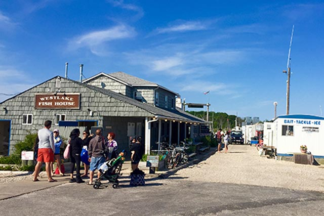 Westlake Fish House Montauk