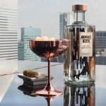 Absolut Elyx Vodka Martinis National Martini Day