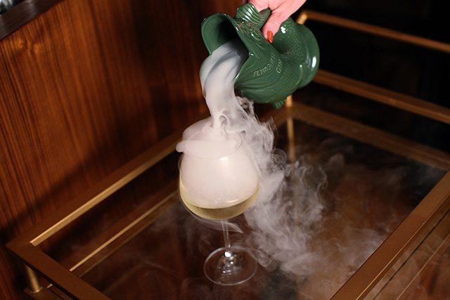 Afternoon Fog at Walker Inn Los Angeles