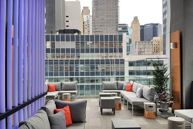 Allora Alto Rooftop Lounge