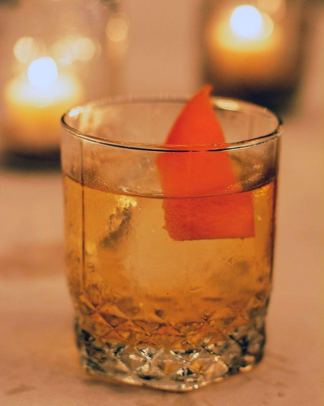 Clavo Sucio Cocktail at The Cape Miami