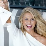 Drinking With Christie Brinkley