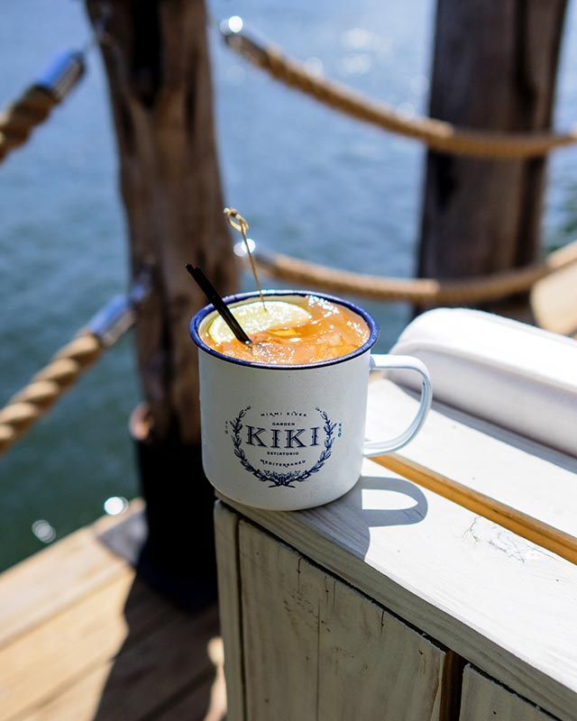 July 4th Miami - Kiki on the River
