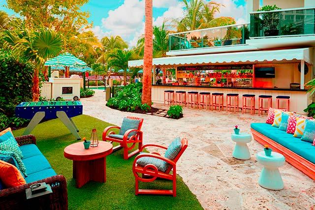 July 4th Miami - The Confidante Hotel Miami Beach