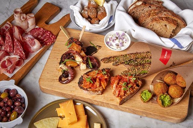 Monday Night Dinner Series at Il Buco Alimentari